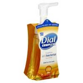 Dial Antibacterial Foaming Hand Wash W/Lotion For Kitchen 7.5 Oz