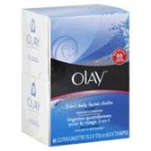Olay 2-In-1 Daily Facial Cloths Normal/Dry Refills - 66 Count