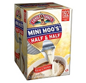 Land O'Lakes - Mini Moo's Real Half & Half Creamer Tubs - 192 Ct