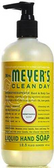 Mrs. Meyer's Hand Soap - Honeysuckle -12.5oz