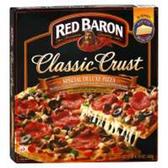 Red Baron Frozen Pizza Deluxe Deluxe -23.6 oz
