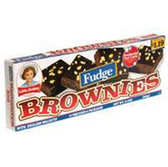 Little Debbie Fudge Brownies -13 oz
