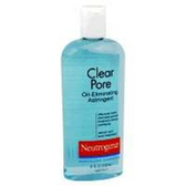 Neutrogena Clear Pore Astringent - 8 Fl. Oz.