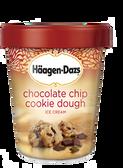 Haagen-Dazs - Chocolate Chip Cookie Dough -16oz
