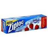 Ziploc Gallon Storage Bags - 24 Count