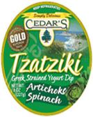 Cedar's - Artichoke Spinach Tzatziki -12oz