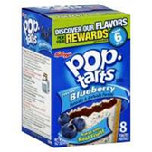 Kellogg's Pop Tart Blueberry -8 ct