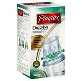 Playtex Drop Ins Liners   8 - 10 oz