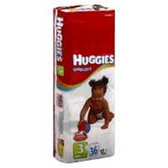 Huggies Snug N Dry Diapers Size 3 - 156 pk