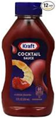 Kraft Cocktail Sauce -12 oz