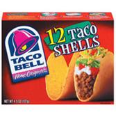 Taco Bell Original Taco Shells - 12 ct