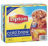 Lipton Cold Brew Iced Tea Bags