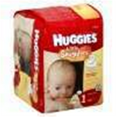 Huggies Supreme Little Snugglers Diapers Size 1 - 40 pk