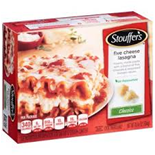 Stouffer's Frozen Family Size Five Cheese Lasagna-96 oz