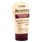 Aveeno Intense Relief Hand Cream - 3.5 Oz