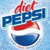 Diet Pepsi Soda - 2 L