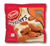 Tyson Frozen Anytizers Hot N' Spicy Chicken Wings-10 oz