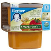 Gerber Organic 2nd Food -  Mixed Vegetables