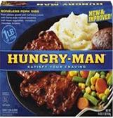 Hungry Man - Boneless Pork Ribs -1 meal