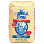 Imperial Sugar Pure Cane Extra Fine Granulated Sugar-4 lb