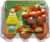 Born Free - Large Brown Free Range  -12ct