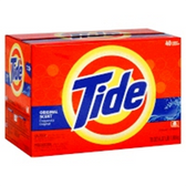 Tide Original Powder Laundry Detergent 80 Loads