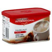 Maxwell House Instant Coffee Hazelnut -9oz