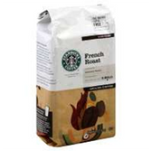 Starbucks French Roast Whole Bean Coffee -12 oz
