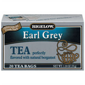 Bigelow Earl Grey Tea - 20 ct