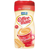 Coffee Mate Low Fat Original - Liquid - 16 oz