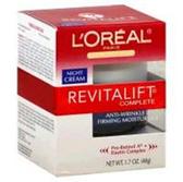 LOreal Paris Advanced Revitalift Night Cream - 1.7 Oz
