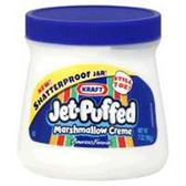 Kraft Jet Puffed Marshmallow Crème - 7 oz