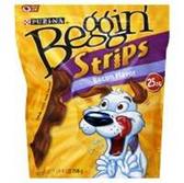 Purina Beggin Strips Bacon - 25 Oz