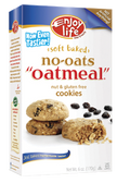 Enjoy LifeSoft Baked No-Oats OatmealCookie -Nut & GlutenFree-6oz