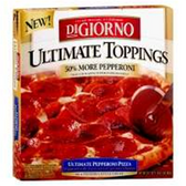 Digiorno Pepperoni Ultimate Toppings -24.1 oz