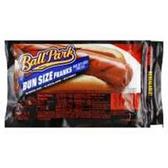 Ball Park Franks Bun Size