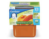 Gerber Organic 2nd Food - Sweet Potatoes