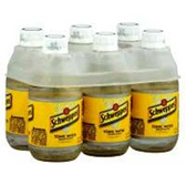 Schweppes Tonic Water - 6 pk