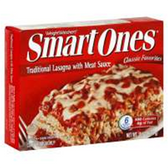 Weight Watchers Smart Ones Traditional Lasagna w/ Meat Sauce