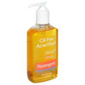 Neutrogena Oil Free Acne Wash - 6 Fl. Oz.