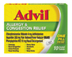Advil Sinus Congestion & Pain, Coated Tablets, 10 CT