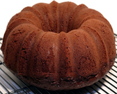 Chocolate Bundt Cake -1ct