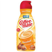 Coffee Mate Fat Free Hazelnut - 32 oz