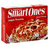 Weight Watchers Frozen Food Smart Ones Lasagna Florentine-10.5oz