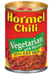 Hormel Vegetarian With Beans 99% Fat Free Chili, 15 OZ