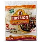 Mission Yellow Corn Tortillas - 80 ct