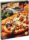 Contes Pasta Mushroom Florentine Pizza -12oz