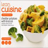 Lean Cuisine - Cheddar Potatoes w/Broccoli -1 meal