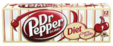 Dr. Pepper Diet Cherry Vanilla -12pk
