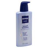 Nivea Body Smooth Sensation Daily Lotion For Dry Skin - 13.5 Fl.